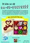 B15 Chocolate vải nỉ