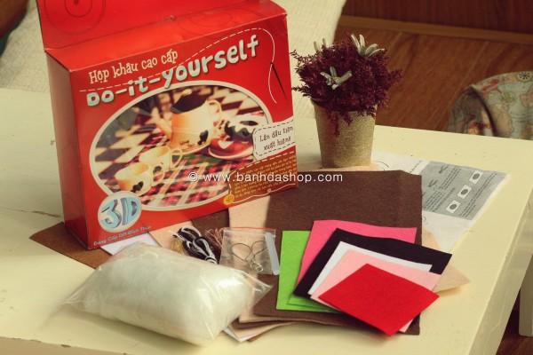kit huong dan lam handmade 600x400 Bánh gato vải nỉ ngon không thể cưỡng!!!