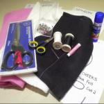 Hướng dẫn cách làm gối từ vải nỉ Hàn Quốc, vải nỉ mềm