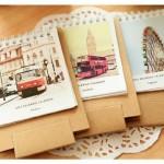 Lịch handmade cho năm mới thêm xinh