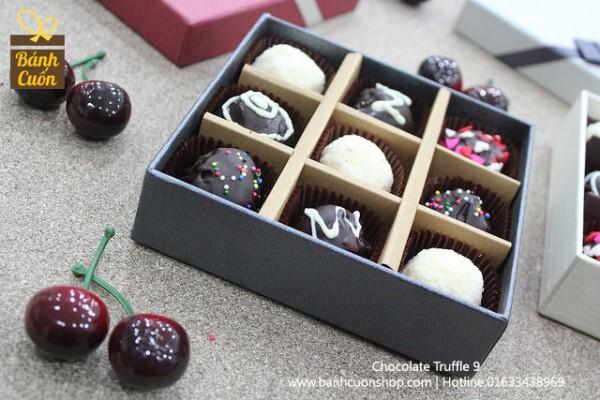 Chocolate truffle 9