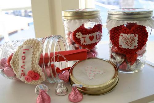 Qua valentine 1 Quà valentine handmade ấm áp cho ngày lễ tình nhân