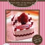 Bánh kem, cupcake, bánh gato vải nỉ tí hon siêu ngon !