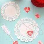 Hướng dẫn làm mũi tên cupid cho mùa valentine