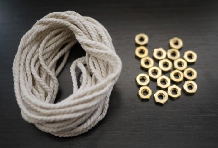 Nguyên liệu làm vòng tay handmade cá tính