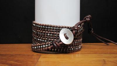 Vong 17 Cách tự làm vòng đeo tay cho nam, tự làm vòng đeo tay nữ handmade   Bánh Đa Shop