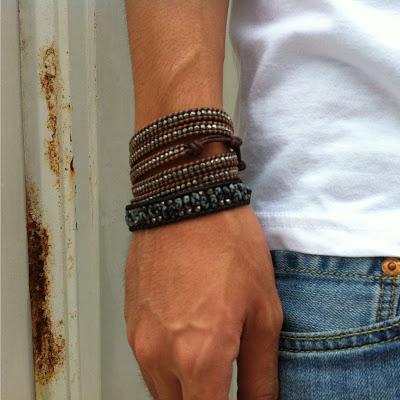 Vong 18 Cách tự làm vòng đeo tay cho nam, tự làm vòng đeo tay nữ handmade   Bánh Đa Shop
