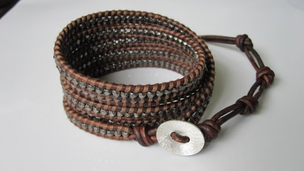 Vong 2 600x337 Cách tự làm vòng đeo tay cho nam, tự làm vòng đeo tay nữ handmade   Bánh Đa Shop
