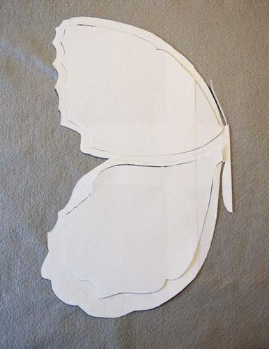 goi 3 Làm gối handmade vải nỉ hình chú bướm đáng yêu