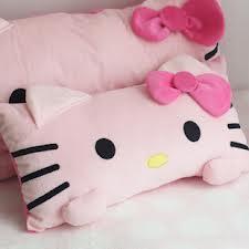 Gối ôm handmade Hello Kitty