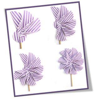 Cách làm hoa vải vintage đơn giản và độc đáo