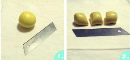vongtay 2 Cách làm vòng tay đất sét Nhật, nặn đất sét Nhật đơn giản cùng Bánh Đa Shop