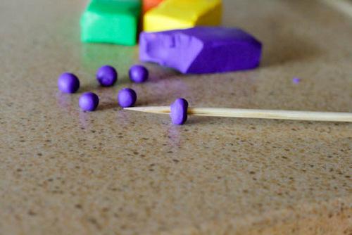 Làm các hạt vòng trang trí vòng tay handmade