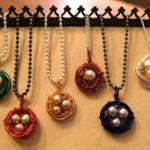 Dây chuyền handmade, cách làm dây chuyền handmade, phụ kiện handmade