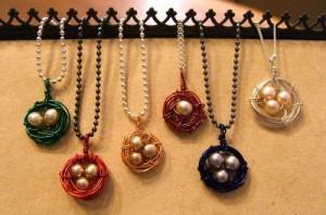 Dây chuyền handmade - phụ kiện handmade cho bạn gái thêm nổi bật