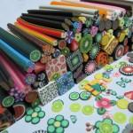 Biến hóa làm đẹp cho móng và trang trí phụ kiện xinh yêu từ đất sét trái cây