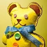 Cách làm gấu bông bằng vải nỉ siêu dễ