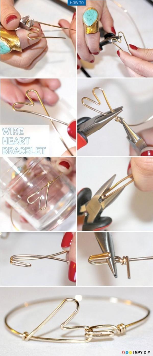 34 600x1392 1 loạt cách sáng tạo vòng handmade từ dây cói, sequin, dây da và ngọc trai