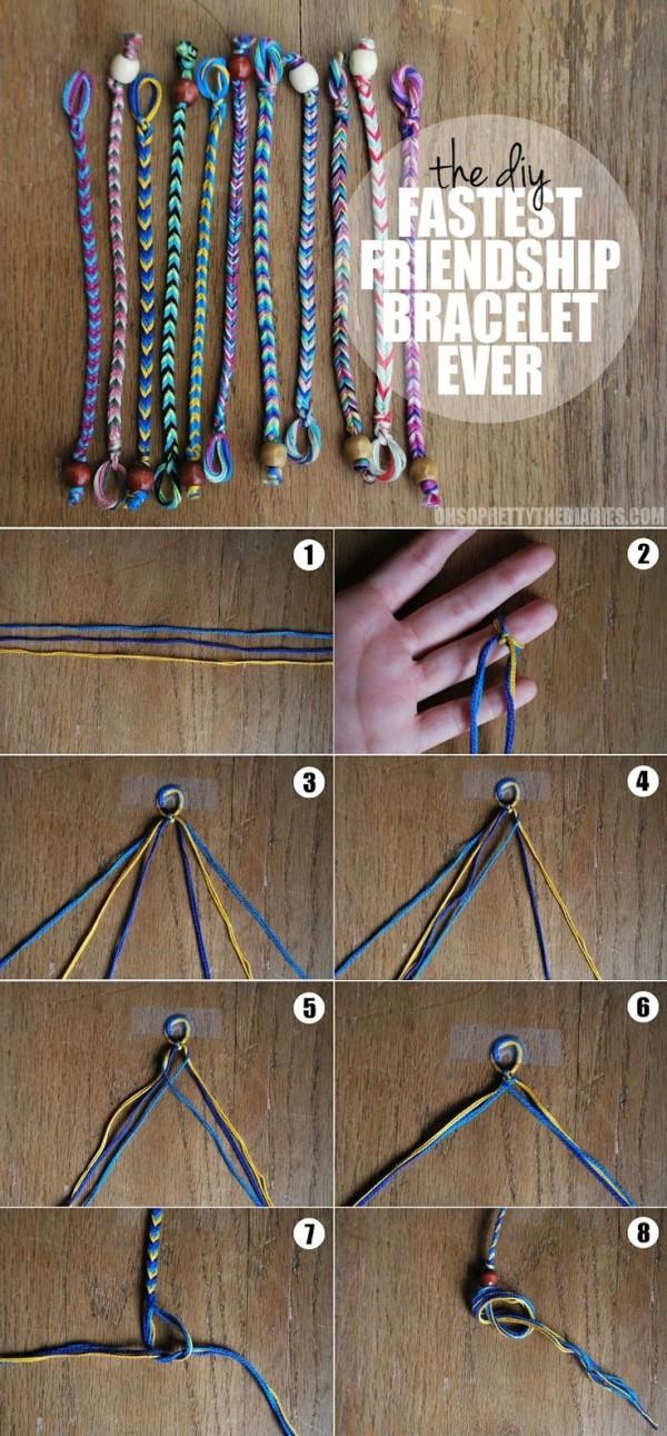 54 600x1291 1 loạt cách sáng tạo vòng handmade từ dây cói, sequin, dây da và ngọc trai