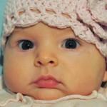 Cách móc mũ len xinh xắn cho thiên thần nhỏ