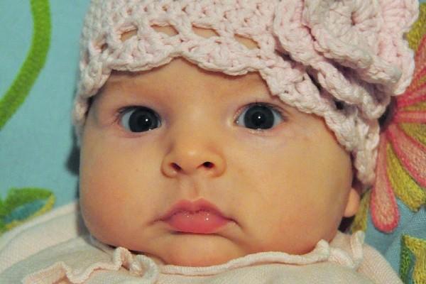 cách móc mũ len cho bé yêu
