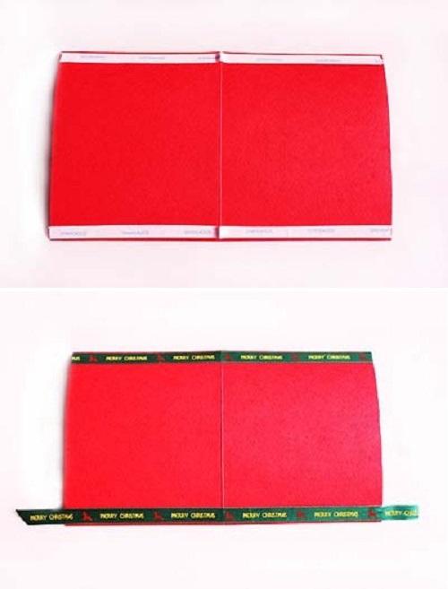 thiep noel handmade 3d 01 Thiệp noel handmade 3d chỉ với 20' sáng tạo