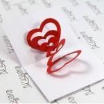 4 cách làm thiệp valentine handmade đẹp trong nháy mắt