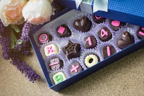 Cách làm socola cho valentine thêm ngọt ngào