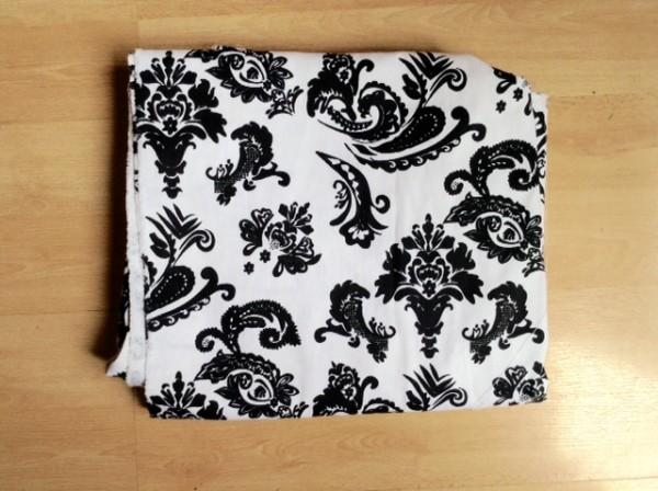 Vải canvas với phong cách cổ điển trang nhã.