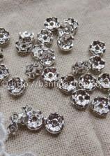 Hạt dẹt viền lấp lánh mẫu 4