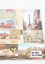 Hình dán Paris