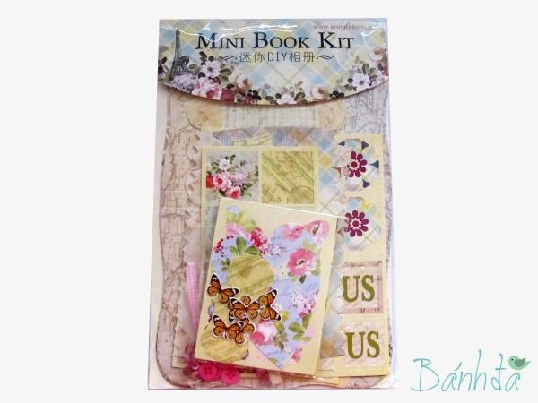 Bộ kit Minibook