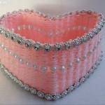 Mách bạn cách làm giỏ đựng trái tim cực đẹp cực xinh