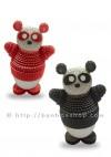 R003 Papercraft Panda